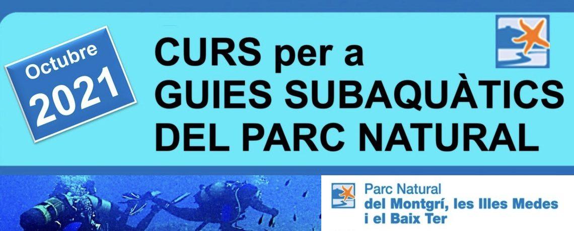 Cursos de guies subaquàtics